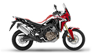 Honda Africa Twin Red