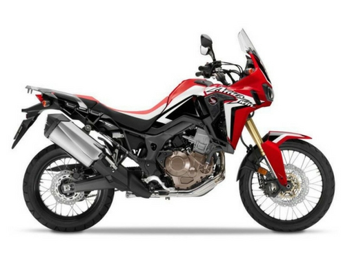 Honda Africa Twin Appearance