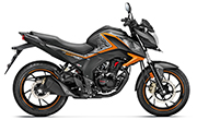 Honda CB Hornet Special Edition Mars Orange