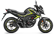 Honda CB Hornet Special Edition Striking Green