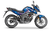 Honda CB Hornet Athletic Blue Metallic