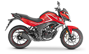 Honda CB Hornet Sports Red