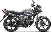 Honda CB Shine Geny Grey Metallic