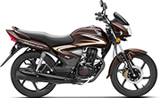 Honda CB Shine Mapple Brown Metallic