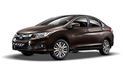 Honda City Golden Brown Metallic
