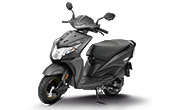 Honda Dio Matte Axis Grey Metallic