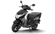 Honda Dio New Pearl Sports Yellow