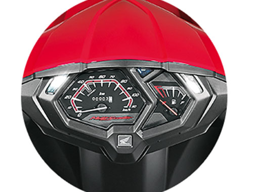 Honda  Dio Technology