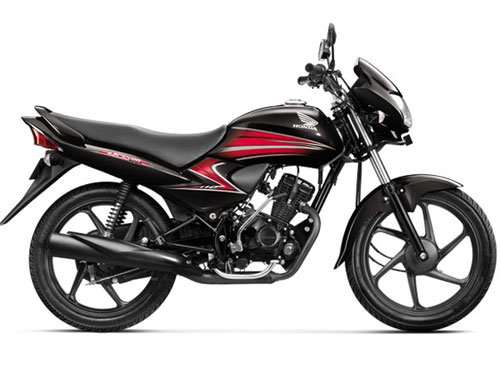 Honda  Dream Yuga Appearance