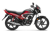 Honda Dream Black with Rediant Red Metallic(Additional Collection)