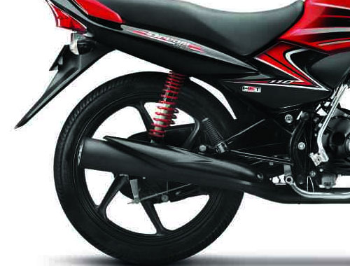 Honda  Dream Yuga Safety