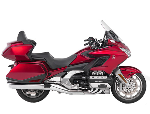 Honda Gold Wing GL 1800  Appearance