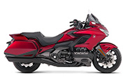 Honda Gold Wing GL 1800 Candy Ardent Red