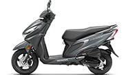 Honda Grazia Matte Axis Grey Metallic