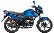 Honda Livo Athletic Blue Metallic Photo