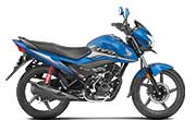 Honda Livo Athletic Blue Metallic Image