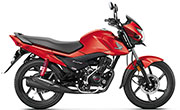 Honda Livo Imperial Red Photo