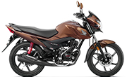 Honda Livo Sunset Brown Metallic Photo