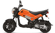 Honda Navi Sparky Orange