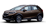 Honda WR-V Golden Brown Metallic