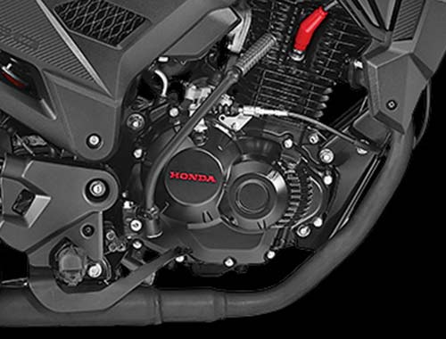 Honda X-Blade Engine