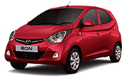 Hyundai Eon Red Passion