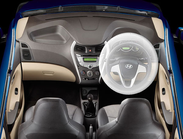 Hyundai Eon Safety