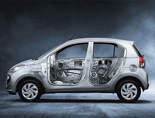 Hyundai Santro Safety