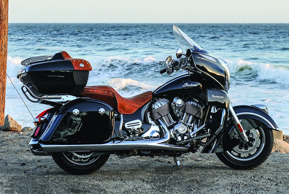 Indian Roadmaster Appearance