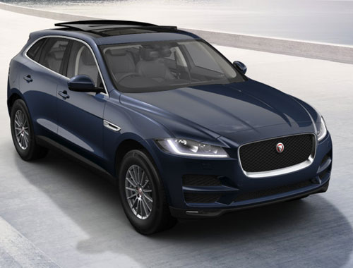 Jaguar F Pace In India Features Reviews Specifications Sagmart