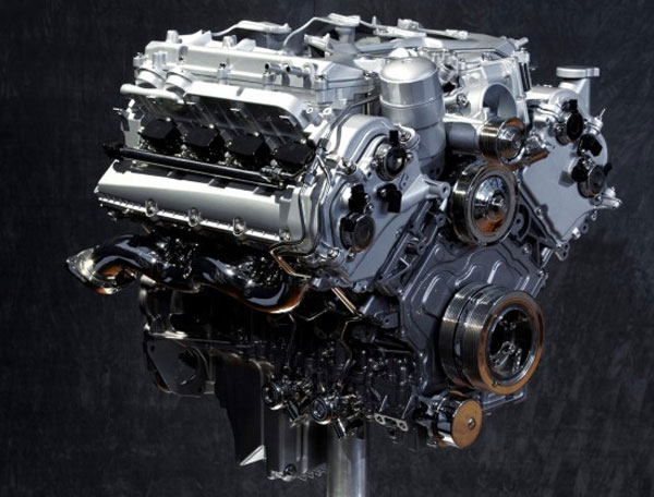 Jaguar F-Type  Engine