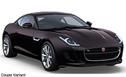 Jaguar F Type Black Amethyst Coupe Variant