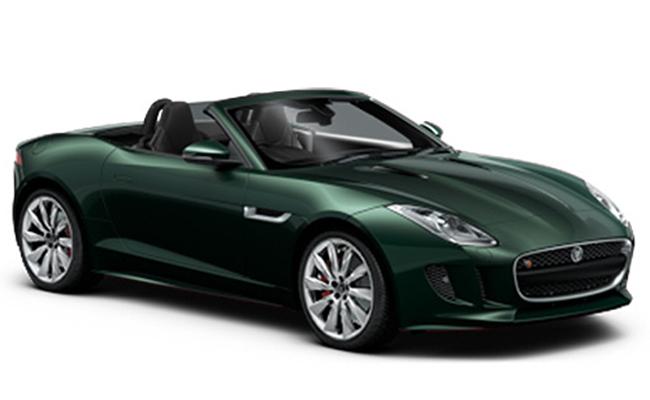 jaguar f type green - photo #32