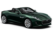 Jaguar F Type British Racing Green