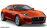 Jaguar F Type Firesand Swatch Coupe Variant