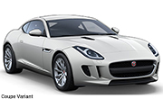 Jaguar F Type Polaris White Coupe Variant