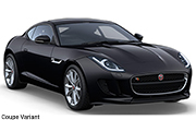 Jaguar F Type Ultimat Black Coupe Variant