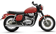 Jawa Forty Two Comet Red