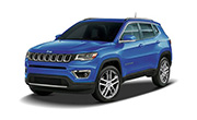 Jeep Compass Exotica Red