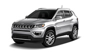 Jeep Compass Minimal Grey