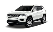 Jeep Compass Vocal White