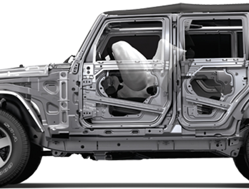Jeep Wrangler Unlimited Safety
