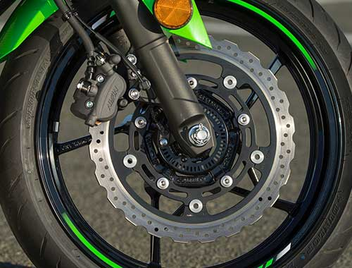 Kawasaki Ninja 400 Safety
