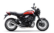 Kawasaki Z900 RS Candy Tone Brown