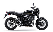 Kawasaki Z900 RS Metallic Spark Black