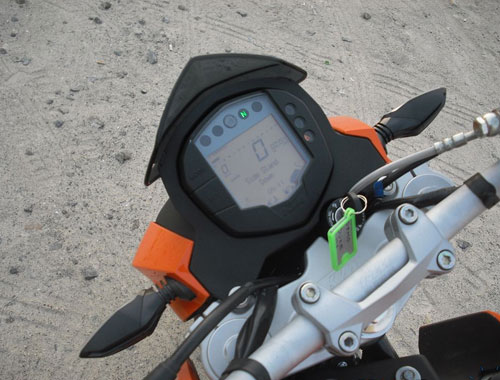 KTM Duke Technology