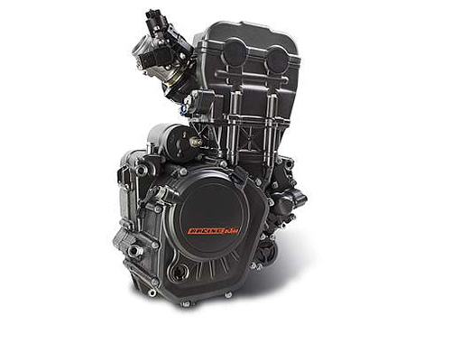 KTM RC 125 Engine