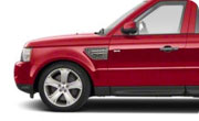 Land Rover Range Rover Sport Firenze Red