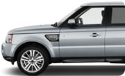 Land Rover Range Rover Sport Indus Silver
