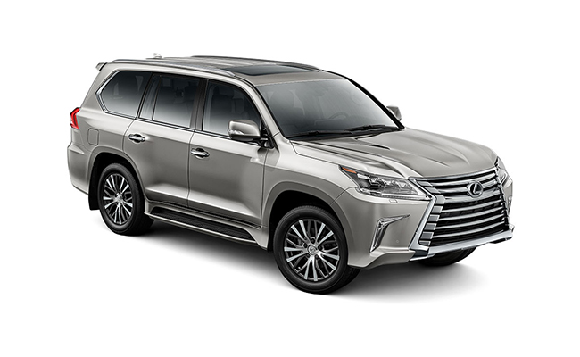 Lexus LX in India | Features, Reviews & Specifications ...